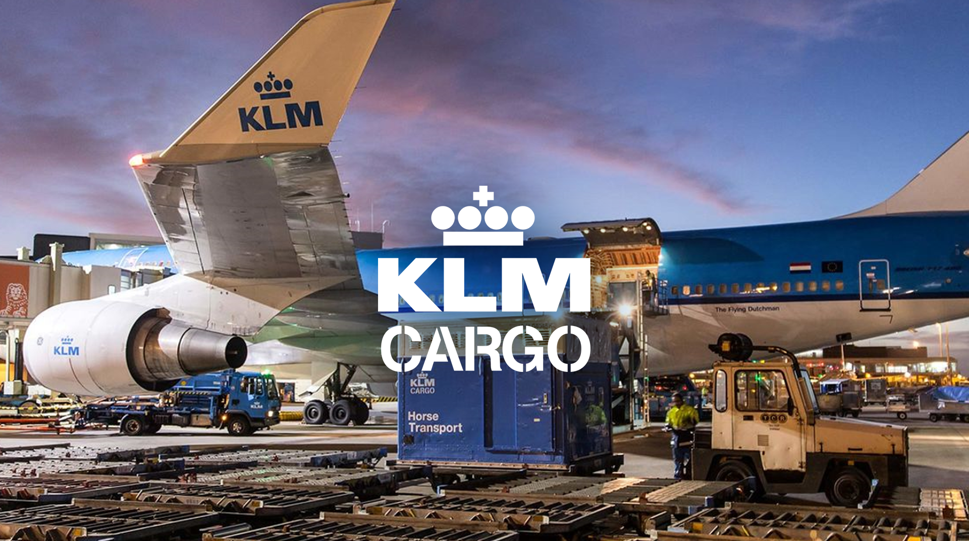 KLM Cargo - User experience en service design voor een optimale customer experience in de luchtvaart