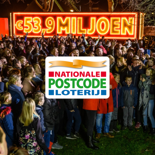 Nationale Postcode Loterij | Data-driven email marketing en marketing automation