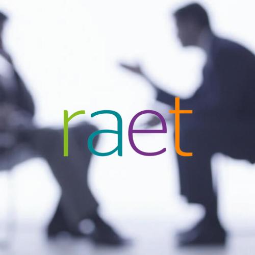 Raet | Roll-out plan voor een customer experience en thought leadership strategie