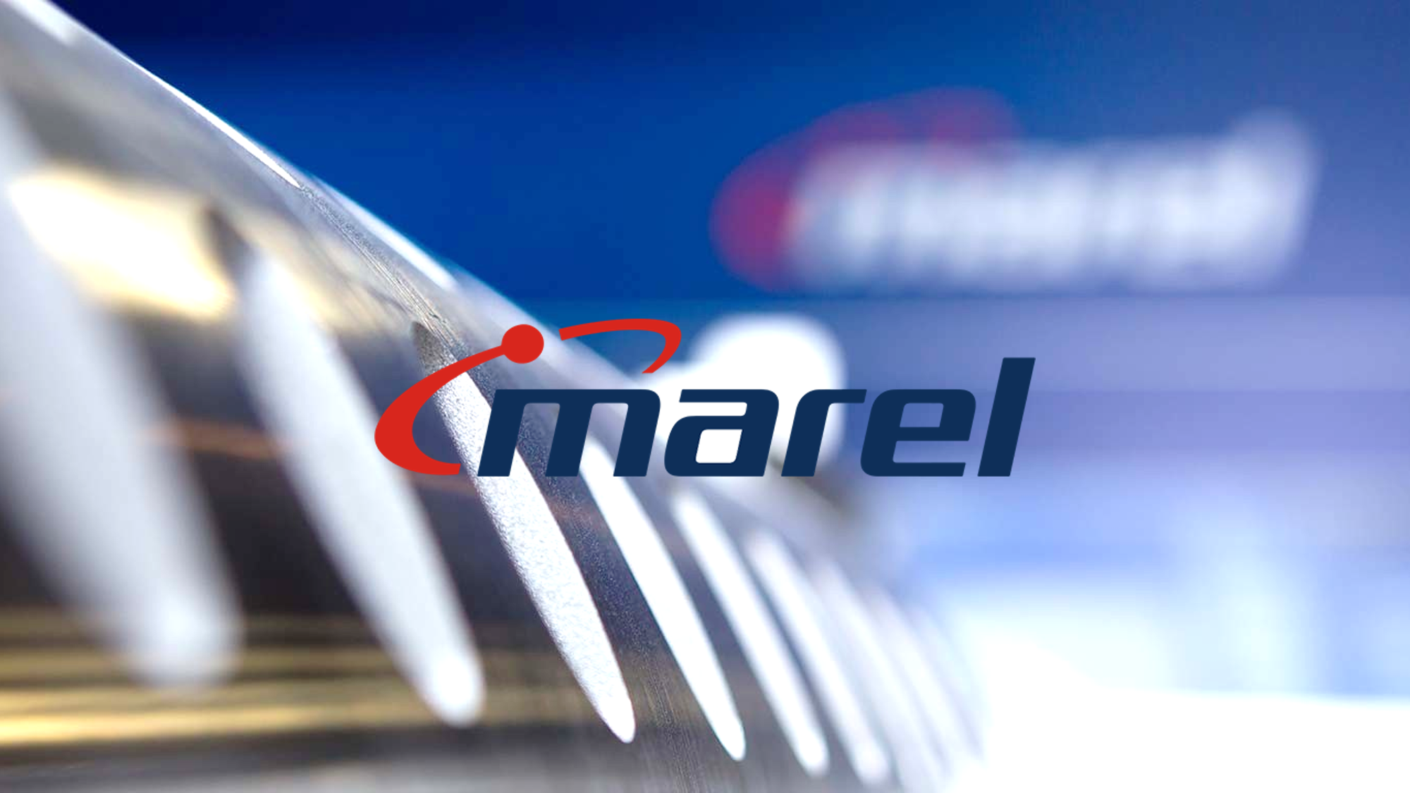 Marel - B2B Inbound marketing digital transformation marketing automation
