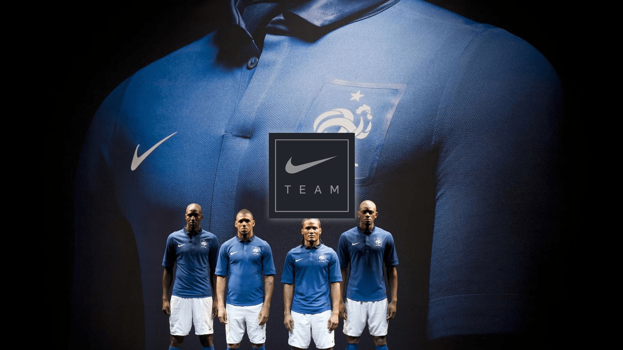 Brand activation as the driver for Nike TEAM sales e-commerce