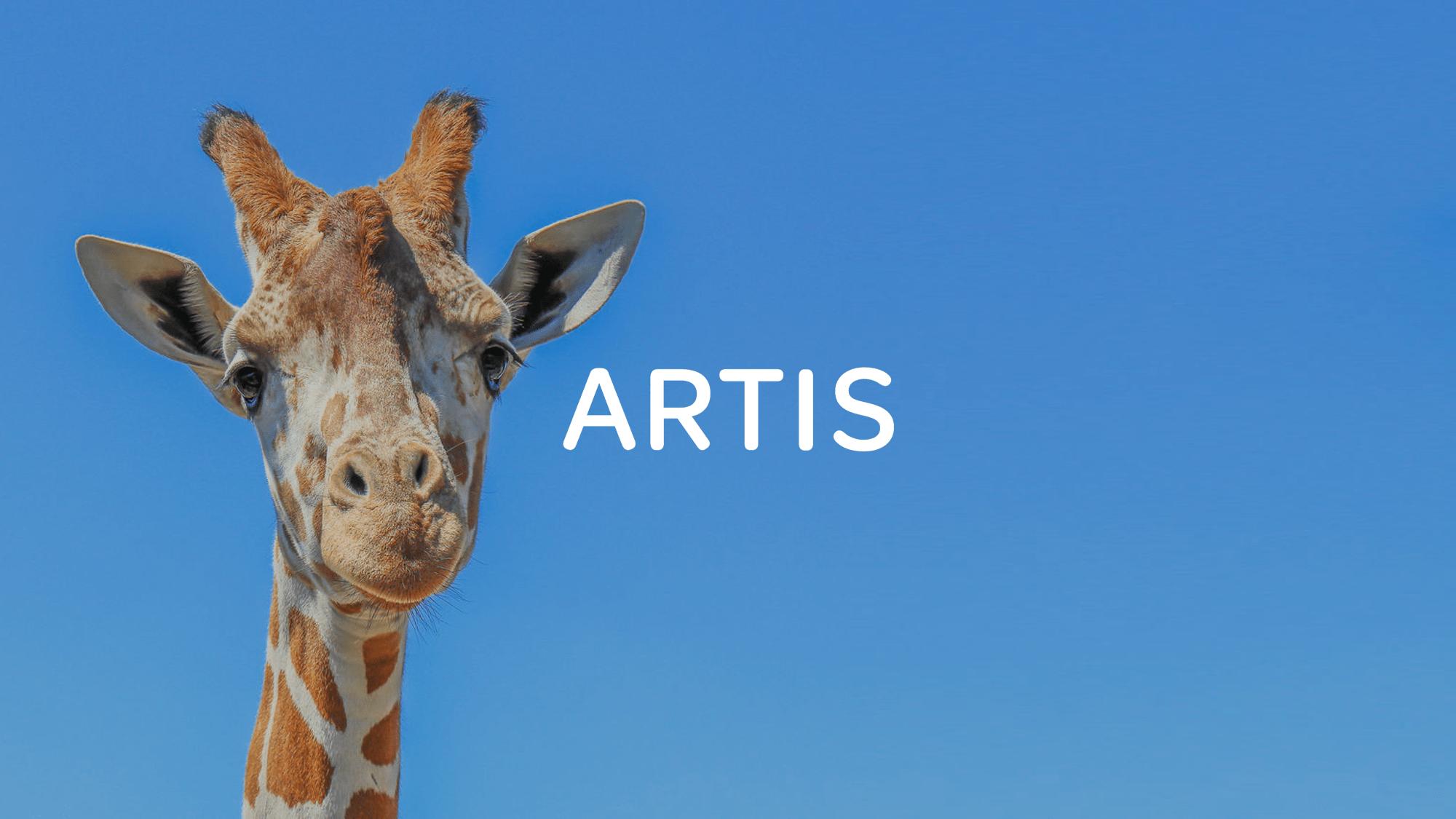 Artis bouwt met CRM aan loyale bezoekers en betrokken sponsoren