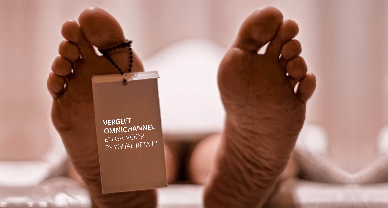 Gerben Busch phygital retail omnichannel customer experience
